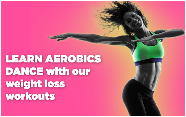 Aerobic Dance workout for weight loss