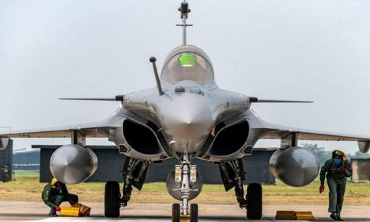 Rafale Fighter Jets Land in Ambala, WHY