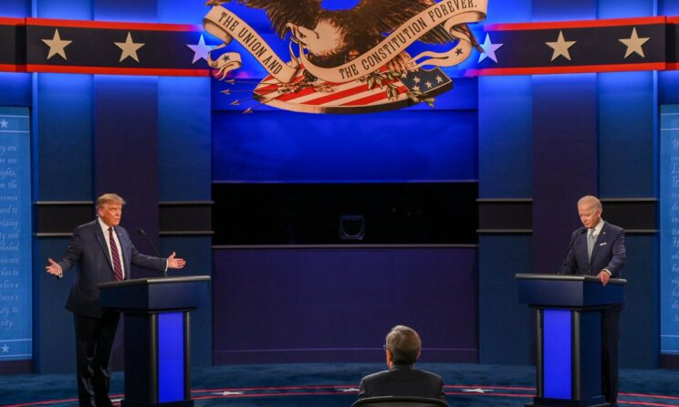 US Presidential Election- Questioned about India's data on COVID 19